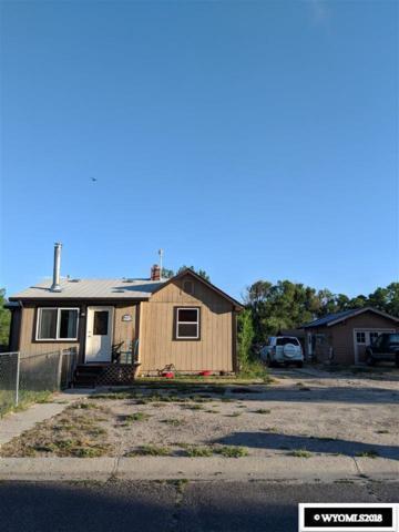 1015 E Adams Ave, Riverton, WY 82501 (MLS #20185528) :: Real Estate Leaders