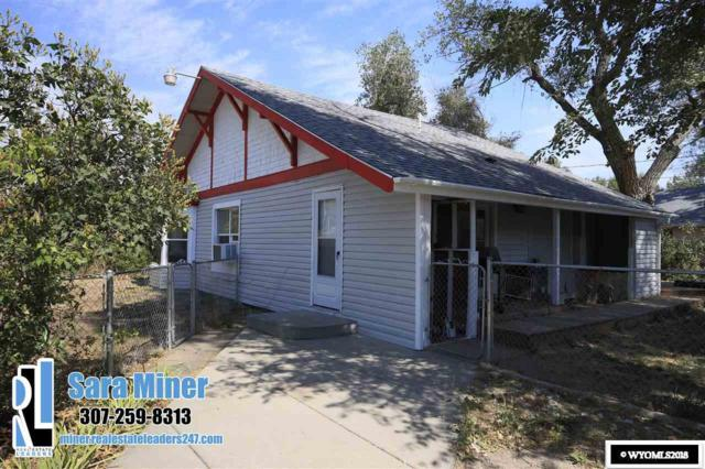103 E Birch Street, Glenrock, WY 82637 (MLS #20185530) :: RE/MAX The Group