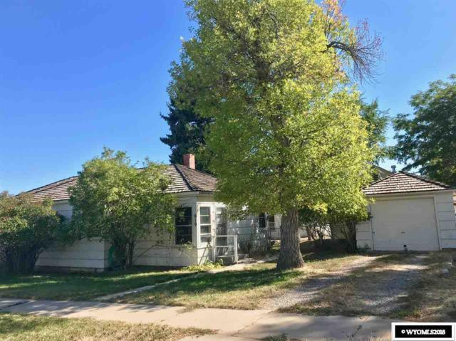 619 Park Street, Thermopolis, WY 82443 (MLS #20185535) :: Real Estate Leaders