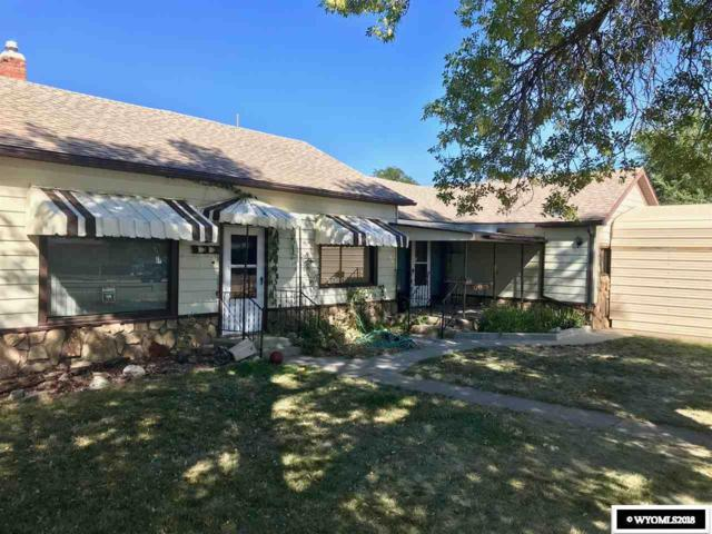 932 Fremont Street, Thermopolis, WY 82443 (MLS #20185536) :: Real Estate Leaders