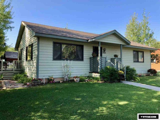 765 Amoretti, Lander, WY 82520 (MLS #20185538) :: Real Estate Leaders
