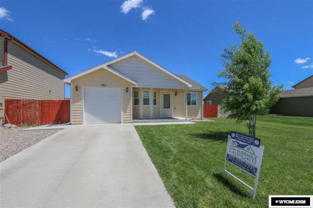 783 Fulton, Mills, WY 82644 (MLS #20185549) :: RE/MAX The Group