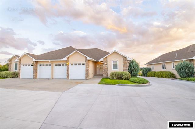 21A Fairway, Douglas, WY 82633 (MLS #20185555) :: Lisa Burridge & Associates Real Estate