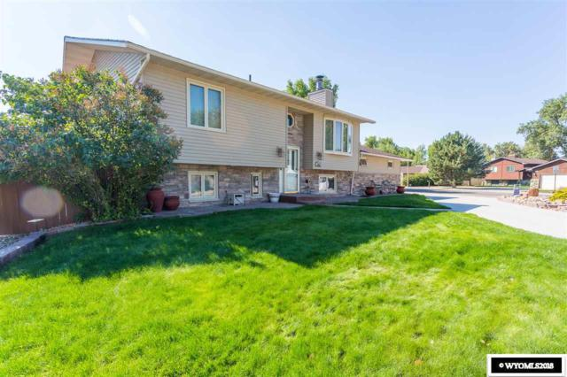 135 Morning Glory, Casper, WY 82604 (MLS #20185558) :: RE/MAX The Group