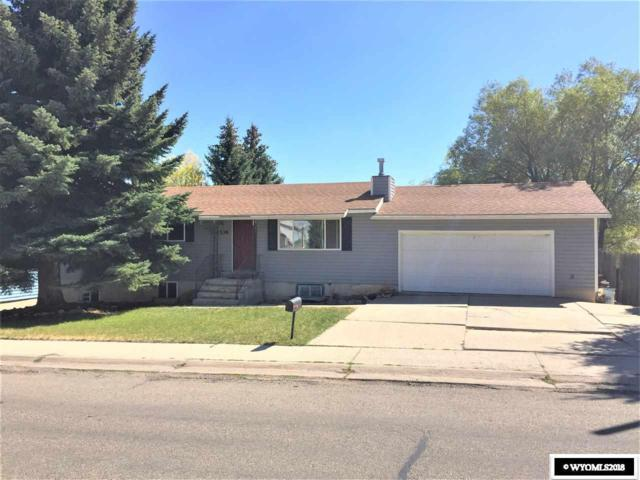 1336 Lincoln Heights, Kemmerer, WY 83101 (MLS #20185565) :: RE/MAX The Group