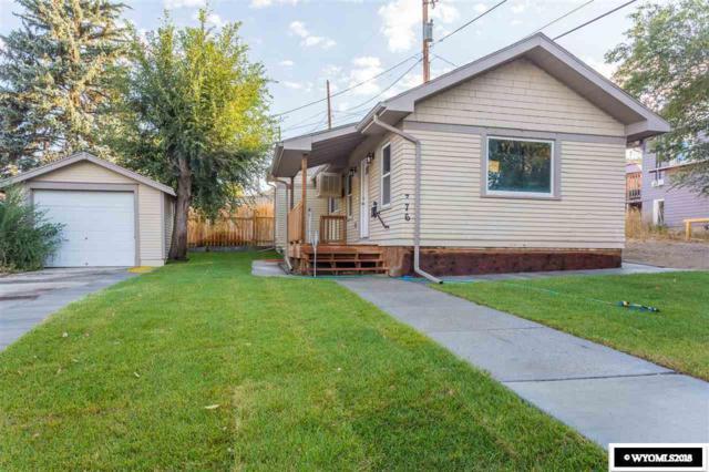 776 Badger Avenue, Casper, WY 82601 (MLS #20185576) :: RE/MAX The Group