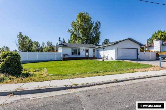 1110 Bridger Drive, Green River, WY 82935 (MLS #20185608) :: RE/MAX The Group