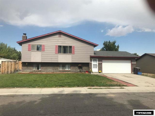 6420 Timberline Ct, Casper, WY 82604 (MLS #20185623) :: RE/MAX The Group