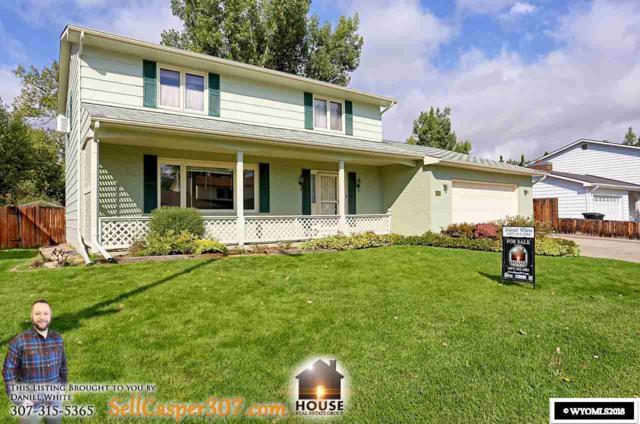 1380 Kelly Drive, Casper, WY 82609 (MLS #20185640) :: RE/MAX The Group