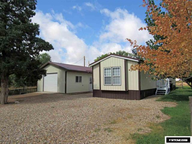 427 3rd Street, Ten Sleep, WY 82442 (MLS #20185645) :: RE/MAX The Group