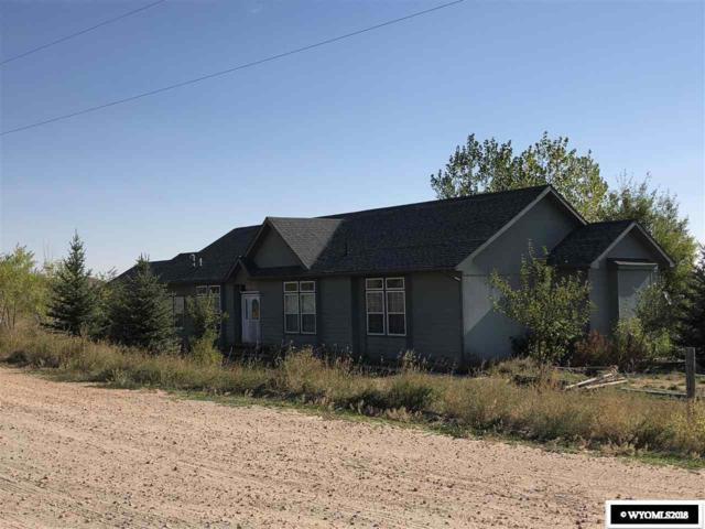 16 Ridge Drive, Douglas, WY 82633 (MLS #20185655) :: Real Estate Leaders