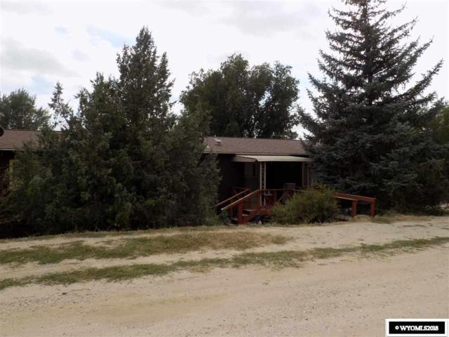 107 W Bliss Street, Fort Laramie, WY 82212 (MLS #20185659) :: RE/MAX The Group