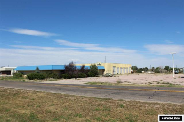 2020 South Road, Wheatland, WY 82201 (MLS #20185667) :: RE/MAX The Group