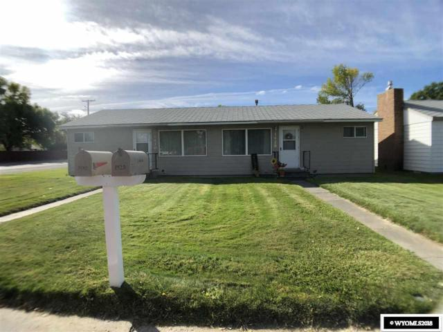 212 S 15th Street, Worland, WY 82401 (MLS #20185739) :: Real Estate Leaders