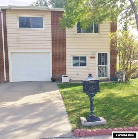 314 E Miller Street, Rawlins, WY 82301 (MLS #20185782) :: RE/MAX The Group