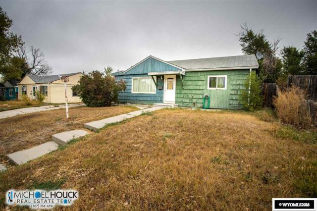1831 S Jackson, Casper, WY 82601 (MLS #20185783) :: Real Estate Leaders