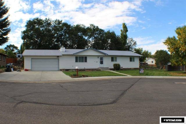 1210 Singletree Drive, Green River, WY 82935 (MLS #20185797) :: RE/MAX The Group