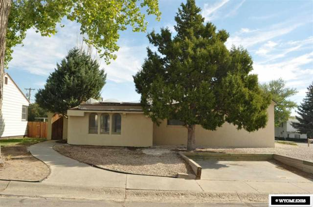 821 W Pine Street, Rawlins, WY 82301 (MLS #20185799) :: RE/MAX The Group