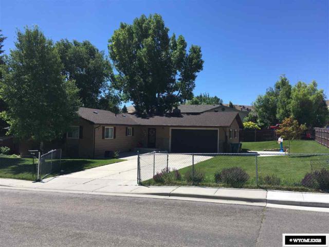 160 Clear View Drive, Green River, WY 82935 (MLS #20185803) :: Lisa Burridge & Associates Real Estate