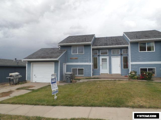 114 Simpson Ave., Evanston, WY 82930 (MLS #20185819) :: RE/MAX The Group
