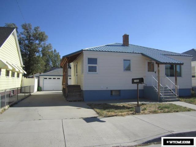 1026 9th Street, Rock Springs, WY 82901 (MLS #20185822) :: Real Estate Leaders