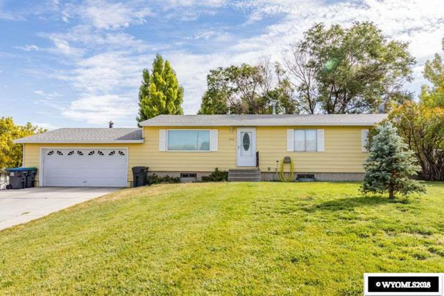 1710 Wyoming Drive, Green River, WY 82935 (MLS #20185825) :: Real Estate Leaders