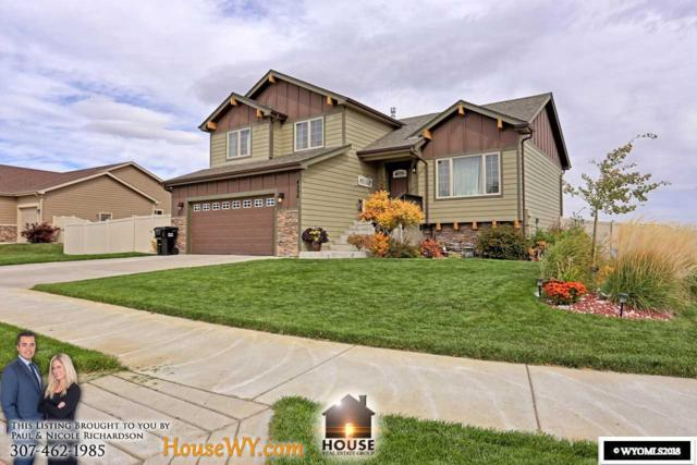 4596 Newmarket Circle, Casper, WY 82609 (MLS #20185851) :: RE/MAX The Group