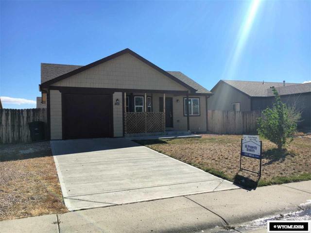 905 Fulton Street, Mills, WY 82644 (MLS #20185861) :: Lisa Burridge & Associates Real Estate