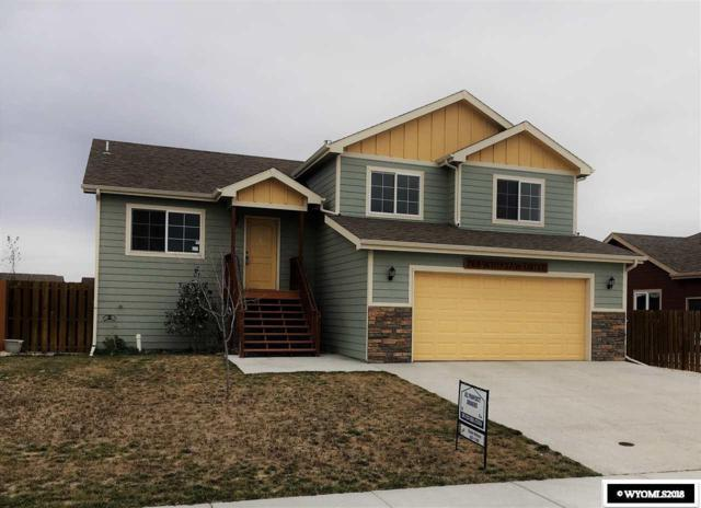 768 Whipsaw Drive, Evansville, WY 82636 (MLS #20185862) :: RE/MAX The Group