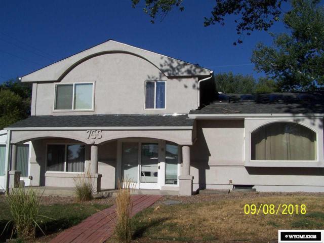 755 Grant Avenue, Glenrock, WY 82637 (MLS #20185865) :: Lisa Burridge & Associates Real Estate