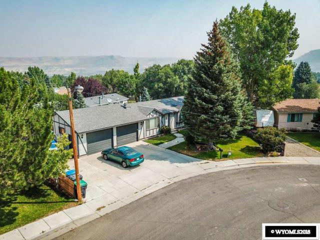 295 Trail Drive, Green River, WY 82935 (MLS #20185873) :: Lisa Burridge & Associates Real Estate