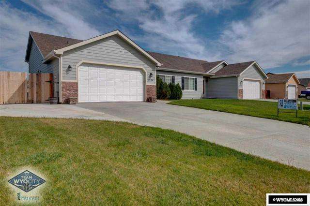 4124 Dartford, Casper, WY 82609 (MLS #20185882) :: Lisa Burridge & Associates Real Estate