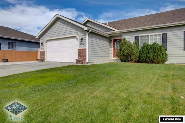4124 Dartford, Casper, WY 82609 (MLS #20185883) :: Lisa Burridge & Associates Real Estate