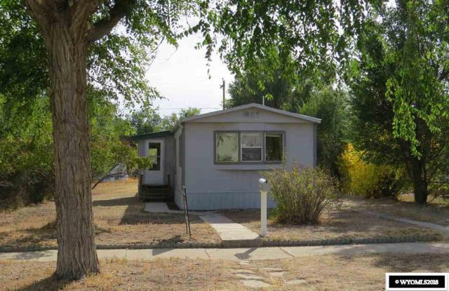 413 Fremont Street, Thermopolis, WY 82443 (MLS #20185884) :: RE/MAX The Group