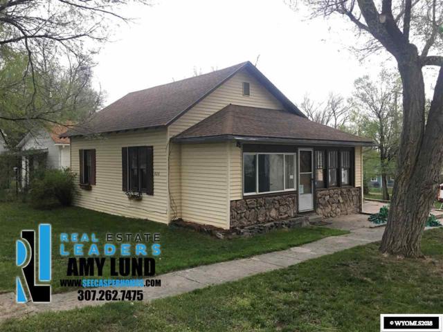 626 S 5th Street, Glenrock, WY 82637 (MLS #20185892) :: Lisa Burridge & Associates Real Estate
