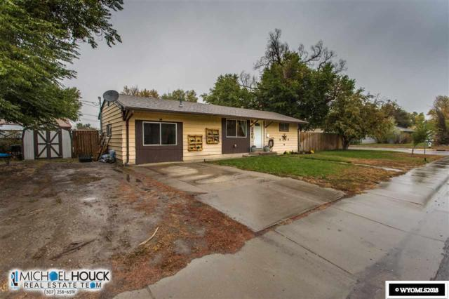 2404 Desmet Drive, Casper, WY 82604 (MLS #20185906) :: Lisa Burridge & Associates Real Estate