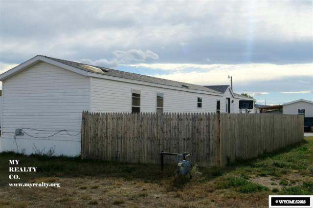 401 S Russell  Ave Lot 84, Douglas, WY 82633 (MLS #20185908) :: RE/MAX The Group