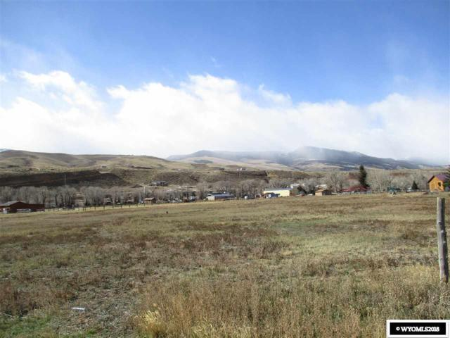 33 Riverview Drive, Dubois, WY 82513 (MLS #20185928) :: Lisa Burridge & Associates Real Estate
