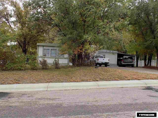 128 N 7th, Glenrock, WY 82637 (MLS #20185947) :: RE/MAX The Group