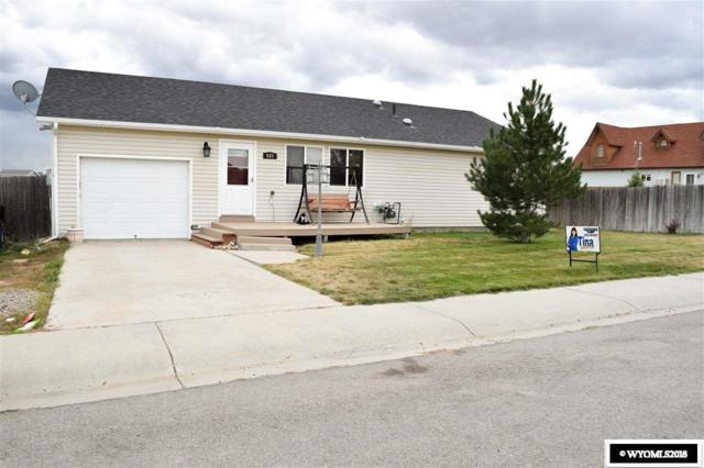 421 Windmill Road, Glenrock, WY 82637 (MLS #20185953) :: RE/MAX The Group