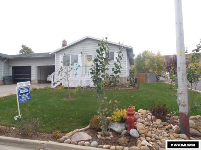 163 Simpson Avenue, Evanston, WY 82930 (MLS #20185955) :: RE/MAX The Group
