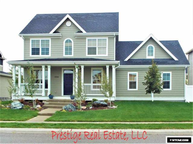 4449 E 18th Street, Casper, WY 82609 (MLS #20185964) :: Lisa Burridge & Associates Real Estate