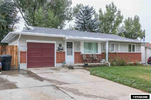 1240 Glenaire Drive, Casper, WY 82609 (MLS #20185982) :: Real Estate Leaders