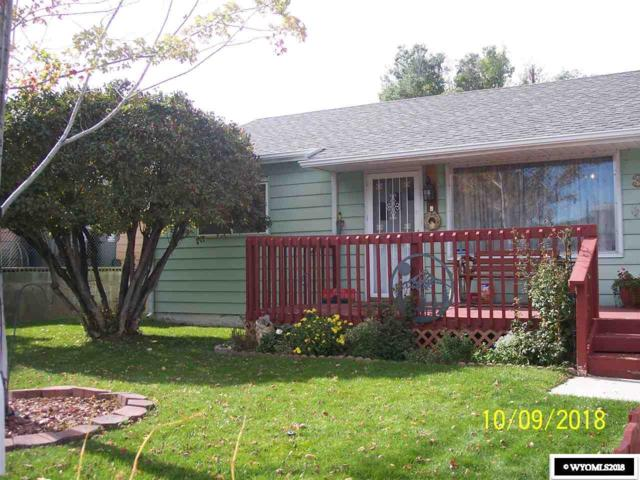 356 Bramwell St., Green River, WY 82935 (MLS #20186000) :: RE/MAX The Group