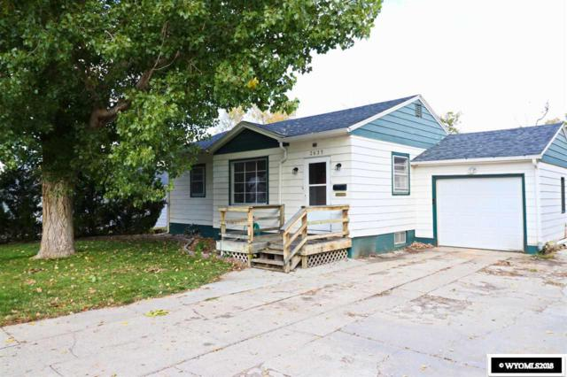 2635 S Odell Ave., Casper, WY 82604 (MLS #20186031) :: Real Estate Leaders