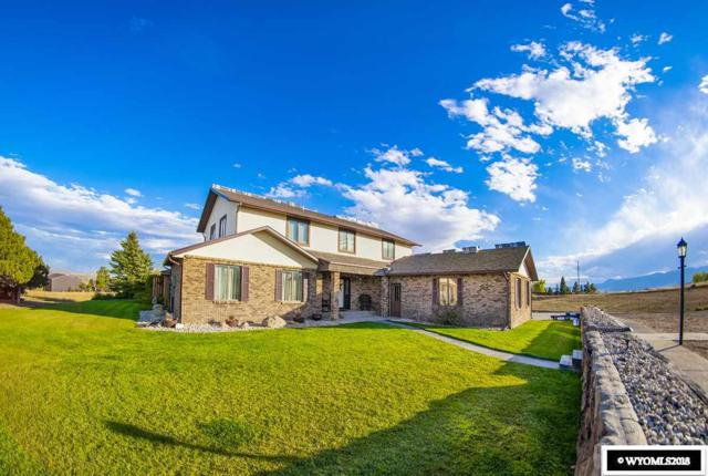 23 Robinson Lane, Buffalo, WY 82834 (MLS #20186032) :: RE/MAX The Group
