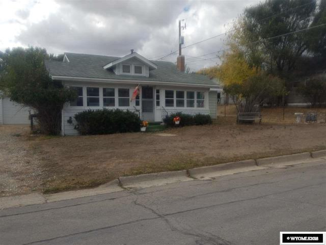 310 9th St, Rawlins, WY 82301 (MLS #20186036) :: RE/MAX The Group