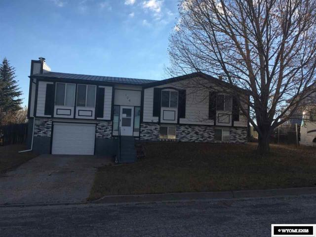104 Heather, Hanna, WY 82327 (MLS #20186044) :: RE/MAX The Group
