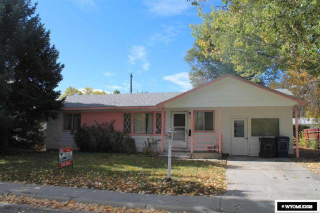 822 Rose Marie, Riverton, WY 82501 (MLS #20186047) :: RE/MAX The Group