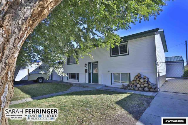 39 Goldenrod Street, Casper, WY 82604 (MLS #20186050) :: RE/MAX The Group